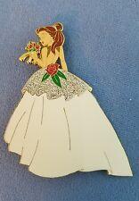 BELLE BRIDE WEDDING DAY PRINCESS FANTASY PIN LE 100