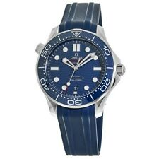 New Omega Seamaster  Blue Dial Men's Watch 210.32.42.20.03.001