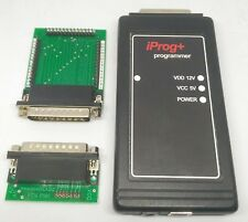 IPROG+.  MAIN, 44_PIN_BOARD, TEST board & software V85. NEW SN325.