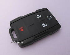 Worn GMC CHEVROLET keyless entry remote smart key fob transmitter 22881480 OEM