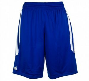 Adidas E Kit 2.0 Climalite Shorts Men's Basketball Training Pants Blue O22290