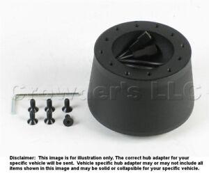 Nardi Steering Wheel Hub Adapter Short Chevy Chevrolet GM General Motors 1969>up