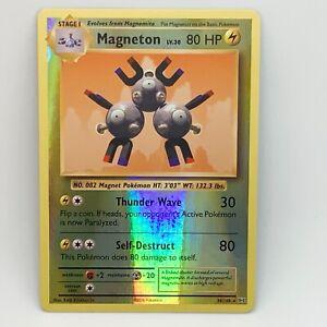 Magneton 38/108 - Reverse Holo - XY Evolutions - Pokemon Card - NM