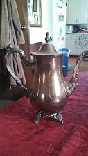 Silver Tea Pot