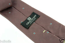 Vintage GIVENCHY Monsieur Mens Neck Tie See Pic silk ITALY 56'' long 3'' wide