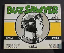 Collezione Copyright. Buz Sawyer Volume 1. Roy Crane. Cubo 1983