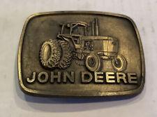 Vintage John Deere 4840 Tractor Belt Buckle