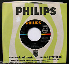 RICHARD & THE YOUNG LIONS-Nasty-Rarer 1967 Garage Punk 45-PHILIPS #40414