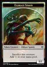Eldrazi Spawn TOKEN BRICLOT 76 x4 NM Duel Decks Zendikar eldrazi MTG Token CARD