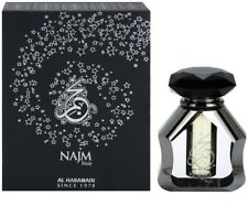 Najm Noir Perfume Oil by Al Haramain Osmanthu-Orange Blossom-Vanilla-Musk 18ml