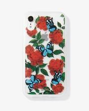 Sonix Phone Case Rhinestone Butterfly Garden, iPhone XR