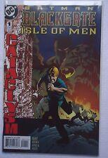 Batman: Blackgate - Isle of Men #1 (Apr 1998, DC) NM