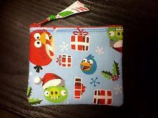 Angry Birds Christmas Presents Handmade Christmas Gift Card Holder/Coin Purse