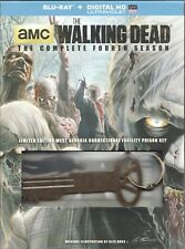 Movie Blu-ray - THE WALKING DEAD SEASON FOUR LIMITED EDITION - Pre-owned - AMC