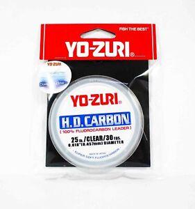 Yo Zuri Duel H.D Carbon Fluorocarbon 30 yds 25 lb R890-CL (0900)