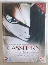 Casshern Sins Complete Series Collection DVD New & Sealed ANIME Region 2 MN