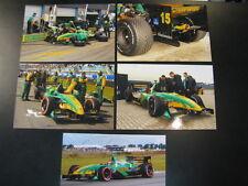 Photo Dale Coyne Racing 2007 #19 Bruno Junqueira (BRA) Assen 2007 5x