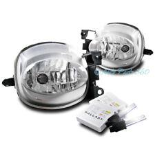 BUMPER FOG LIGHTS LAMP CHROME W/6K XENON HID FOR 07 08 09 LEXUS ES350 LEFT+RIGHT