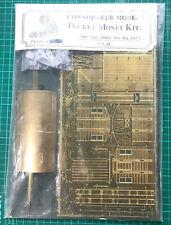 More details for connoisseur models o gauge / 7mm scale gwr aa7 toad brake van kit