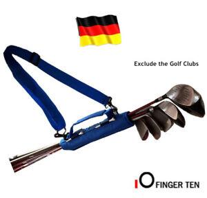 Golf Mini Leichte Golfbag Canvas Golfschläger Tasche für Kinder/Herren/Damen
