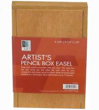 Art Alternatives Wood Box Pencil Easel