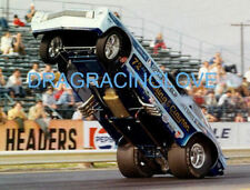 """""""Keeling & Clayton"""" """"California Charger"""" 1972 """"Revell"""" Pinto Funny Car PHOTO!"""