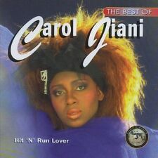 Best Of - Carol Jiani (2013, CD NEU) CD-R