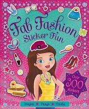 Fab Fashion Sticker Fun-