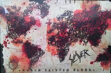 "MX12687 Slayer - American Thrash Metal Band Tom Araya Music Star 21""x14"" Poster"