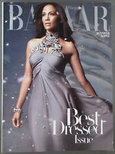 Harper's Bazaar Magazine December 2006 Jennifer Lopez Cover Future of Fashion