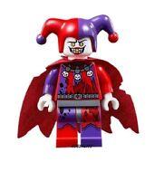Lego Nexo Knights Jestro MINIFIGURE w/ cape from Set 70316  new