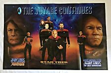1994 Star Trek Next Generation comics Promo Poster ~ 22.5 x 34