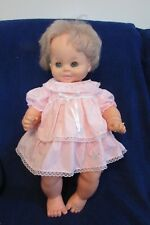 Vintage Canadian Made Reliable Toy Company Baby Doll