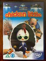 Pollo Little DVD 2006 Walt Disney Animato Famiglia Caratteristica Film Classico