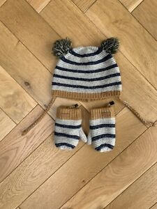 Barts Baby Hat And Gloves Set