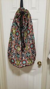 Vera Bradley Multicolor Sierria Laundry Duffle Bag