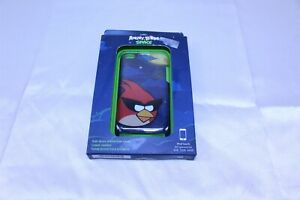 iPod Touch Gen 4 Cover Blue with Angry Birds Theme