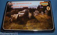 Strelets 11 WW1 russian armoured car Austin-Poutilov échelle 1/72