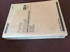 CAT CATERPILLAR 924G 924 Z WHEEL LOADER PARTS CATALOG MANUAL BOOK 6YW 9SW