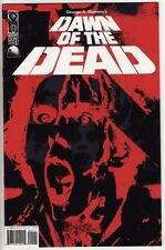 George A. Romero's DAWN OF THE DEAD #1,2,3 IDW Comics Horror 1ST PRINTS! NM SET!
