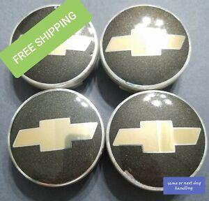 Chevy Aveo Epica Wheel Center Cap Caps 96452311 Diameter 2 7/16 Inches (4)