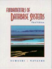 Fundamentals of Database Systems: United Sta... by Navathe, Shamkant B. Hardback