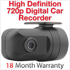 HD Dash Cam DVR Car Video Camera Recorder 720P Black Box Digital Double DIN TU