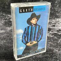 Garth Brooks Ropin' The Wind Cassette Tape Capitol 1991 C4-596330