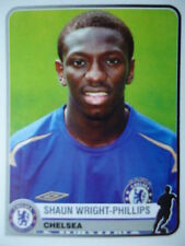 Panini 140 shaun wright-phillips chelsea fc Champions of Europe 1955 - 2005
