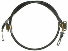 For 1990-1994 Mazda Protege Parking Brake Cable Rear Left Raybestos 67628QJ 1991