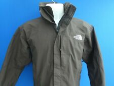 THE NORTH FACE HYVENT JACKET BROWN SIZE M VERY GOOD CONDITION!!!!!!