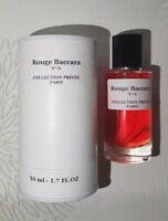 Parfum Collection Privée Rouge BACCARA N°16 made in france EDP