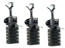 3 x Aquael Pat Mini Tiny turbine filter Der Miniatur-Kreiselfilter