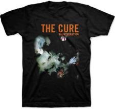 2020 T-shirt The Cure Disintegration Size M-3XL,100% Cotton.